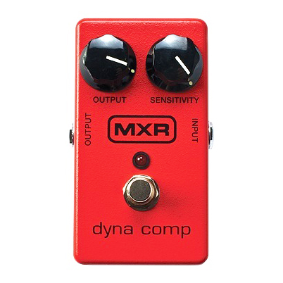 MXR M102 Dyna Comp Compressor Pedal - Bananas at Large