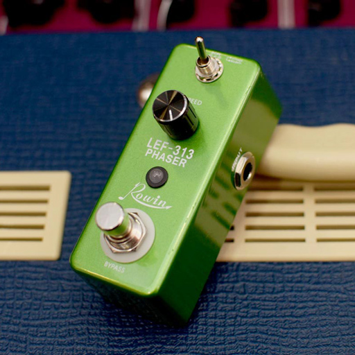 Rowin LEF-313 Phaser Pedal - Upgraded - Bananas at Large