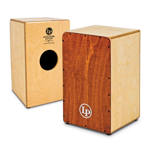 Latin Percussion LP1427 Americana Groove Cajon - Bananas at Large