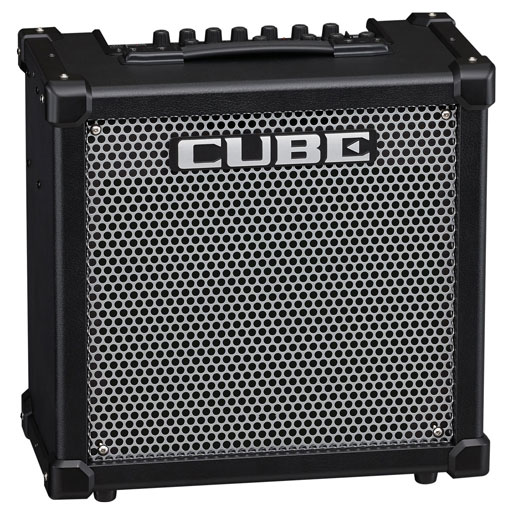 Roland CUBE-80GX 1x12 80 Watt Guitar Amp - Bananas at Large