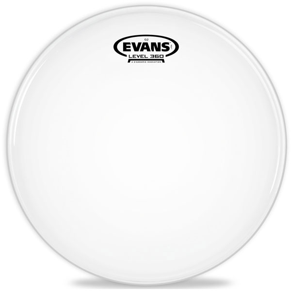 Evans B16G2 16 in. G2 Coated Tom Drum Head - Bananas at Large