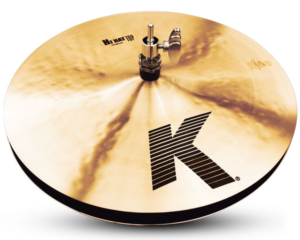 Zildjian K0829 13 in. K/Z Special HiHat Cymbal (Pair) - Bananas at Large - 1