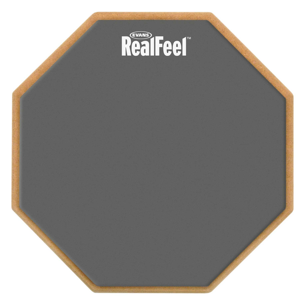 Evans RF12D RealFeel 12in. 2-Sided Speed & Workout Pad