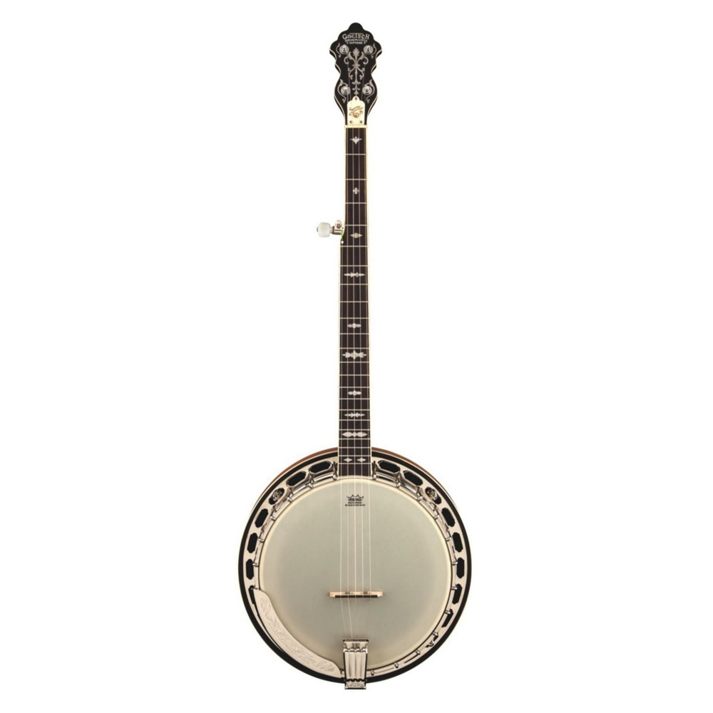 Gretsch G9420 Broadkaster Supreme Banjo - Bananas at Large