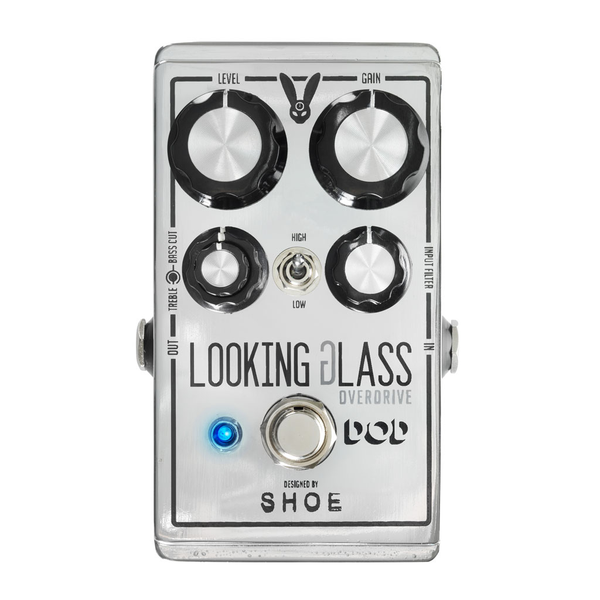 DOD Looking Glass Overdrive Guitar Pedal - Bananas At Large®