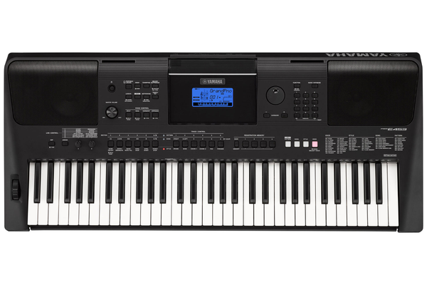 Yamaha PSR-E453 61 Key Portable Keyboard