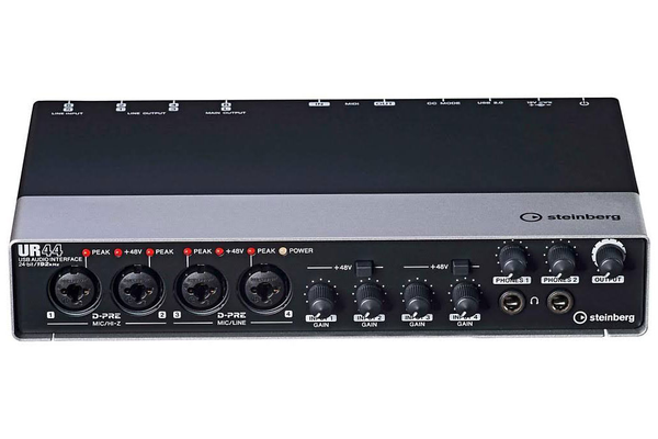 Steinberg UR44 6x4 USB 2.0 USB Audio Interface