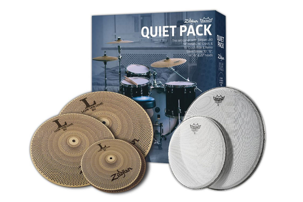 Zildjian LV468RH QuIet Pack Cymbal Box Set