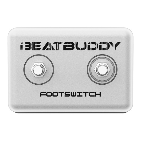 Singular Sound Footswitch For Additional Control of BeatBuddy Drum Machine Pedal - Bananas at Large