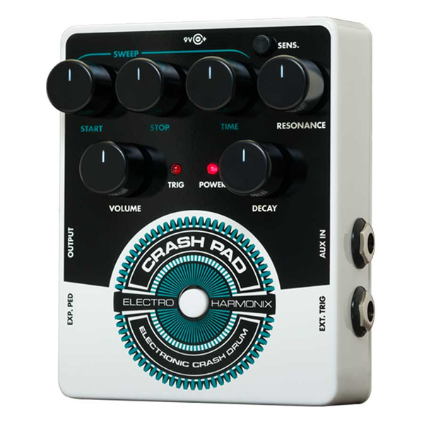 Electro Harmonix CRASH PAD Analog Drum Synthesizer - Bananas at Large