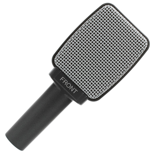 Sennheiser E609Silver Dynamic Guitar Microphone - Bananas at Large