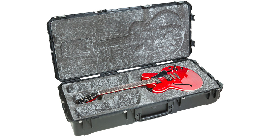SKB 3i-4719-35 iSeries Waterproof 335 Type Electric Guitar Case - Bananas at Large - 3