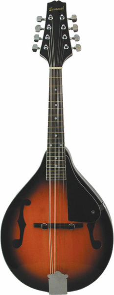 Savannah SA-100 A-Model Mandolin - Sunburst - Bananas at Large