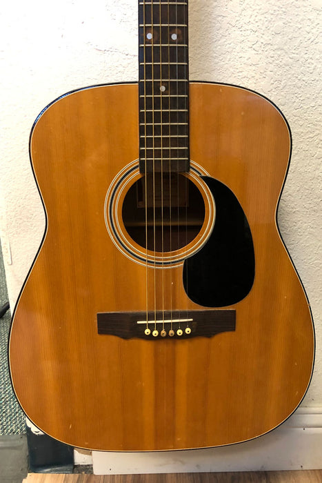 70's Harmony Sovereign H6560A Acoustic Guitar (Pre-Owned)