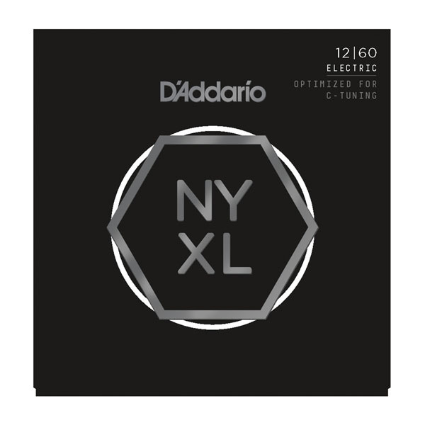 D'Addario NYXL1260 Nickel Wound Extra Heavy Electric Strings .012-.060 - Bananas At Large®