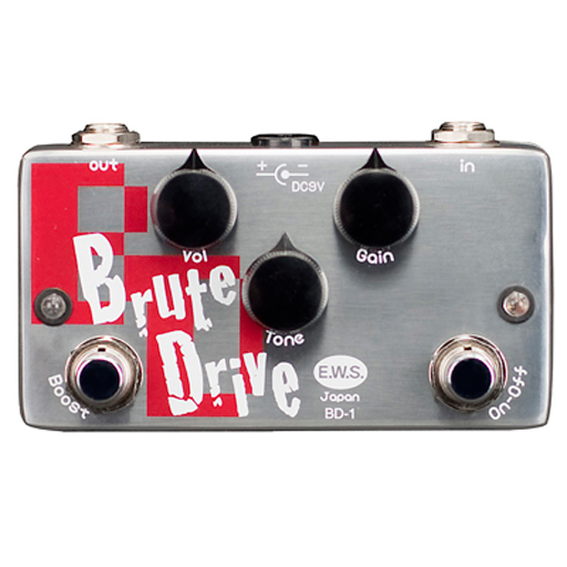 EWS Brute Drive Pedal - Bananas at Large