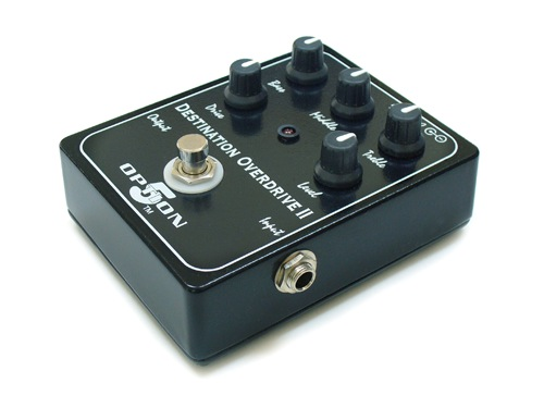 Option 5 Destination Overdrive II Pedal - Bananas at Large