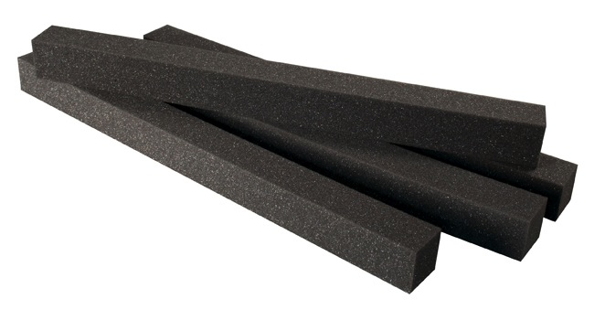 Ultimate Support UAFE2 Acoustic Foam Edging (4 count per pack) - Bananas at Large
