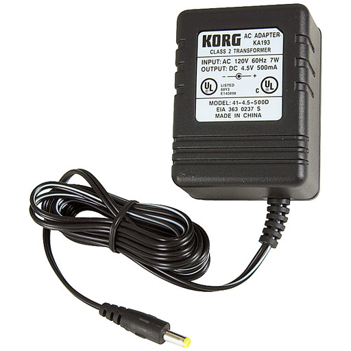 Korg KA-193 Power Supply For PX4 - Bananas At Large®