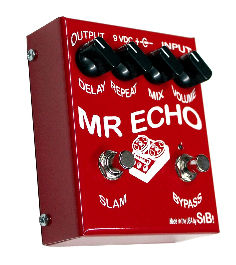 SIB FX Mr Echo Delay Pedal - Bananas at Large