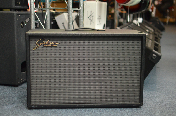 Johnson Millennium 2x12 Cabinet with Cover (Pre-Owned)