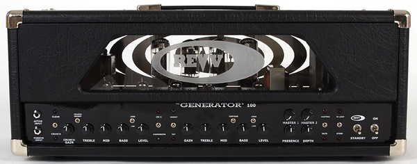 REVV Amplification Generator 100 Watt 2 Channel Guitar Amp Head