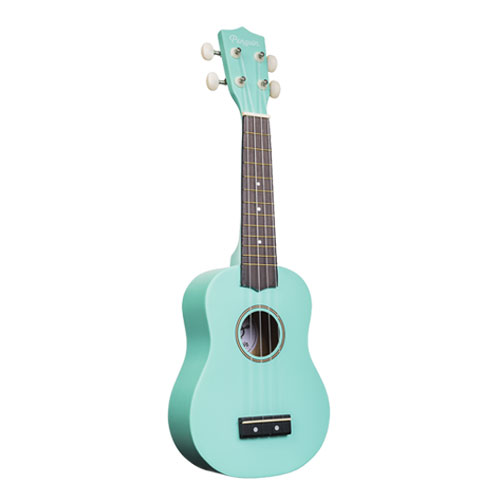Amahi PGUKLB Soprano Penguin Ukulele with Gig Bag - Light Blue - Bananas at Large