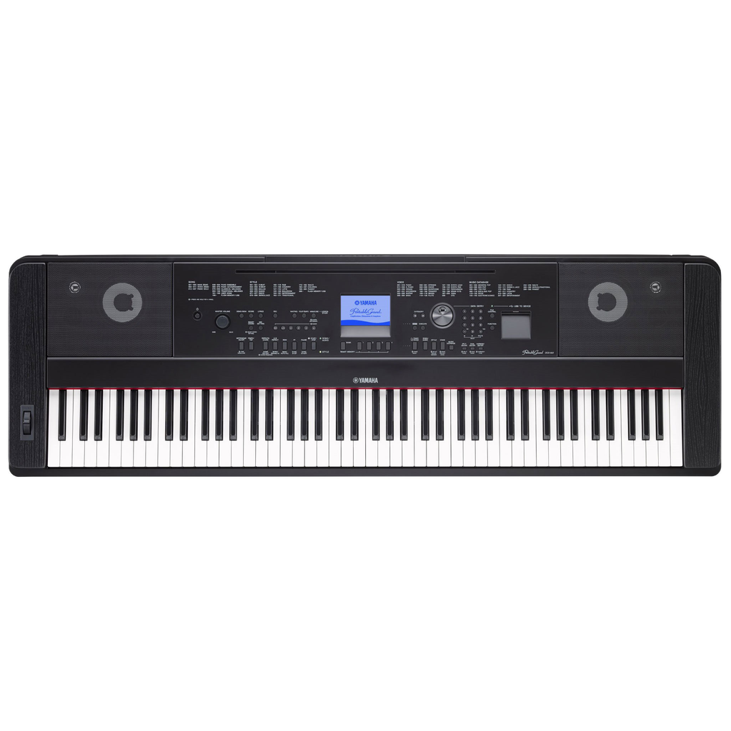 Yamaha DGX-660 88 Key Portable Grand Keyboard - Black