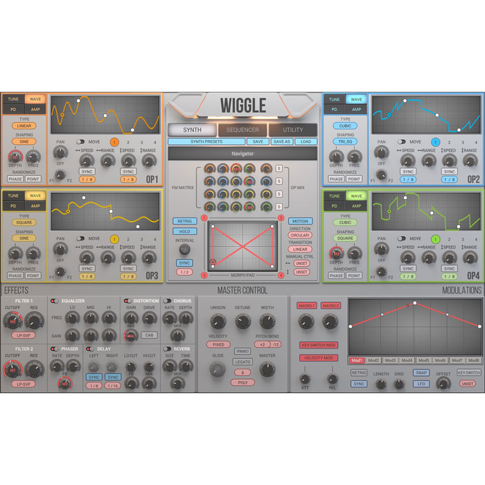 2nd Sense Wiggle Plug-in for Creating Expressive Sounds [Download] - Bananas At Large®