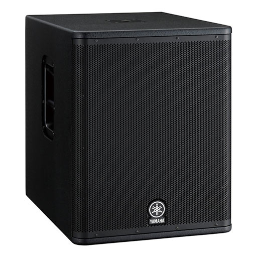 Yamaha DXS15 15 In. Active Subwoofer - Bananas at Large