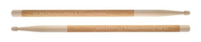 Diamond Laser Engraved 2B Wood Tip Drumsticks - Bananas at Large - 1
