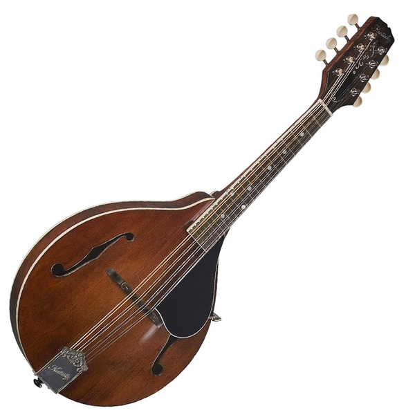 Kentucky KM-256 Artist F-Model Mandolin, Transparent Brown - Bananas at Large