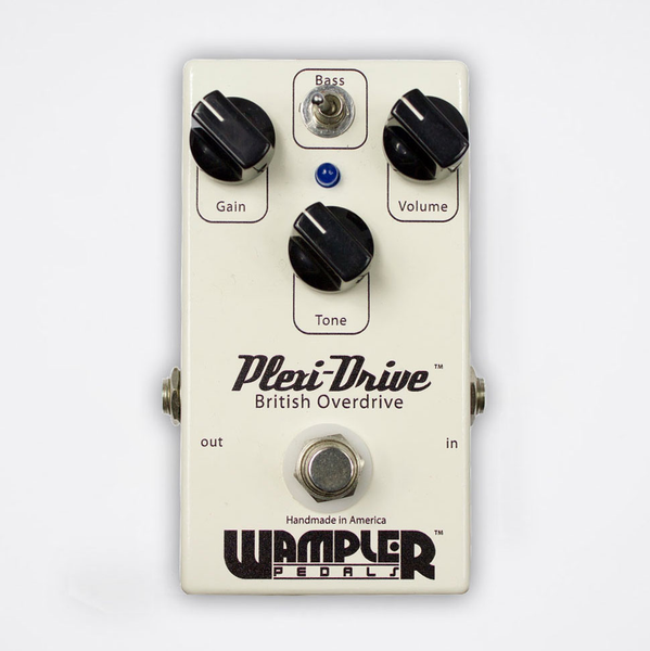 Wampler Plexi-drive Overdrive Pedal - Bananas at Large - 1