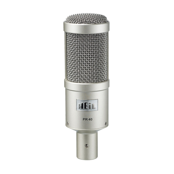Heil Sound PR40 Studio Microphone, Chrome Finish