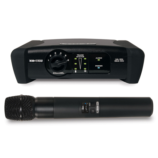 Line 6 XD-V35 Digital Wireless System with Handheld Transmitter - Bananas at Large