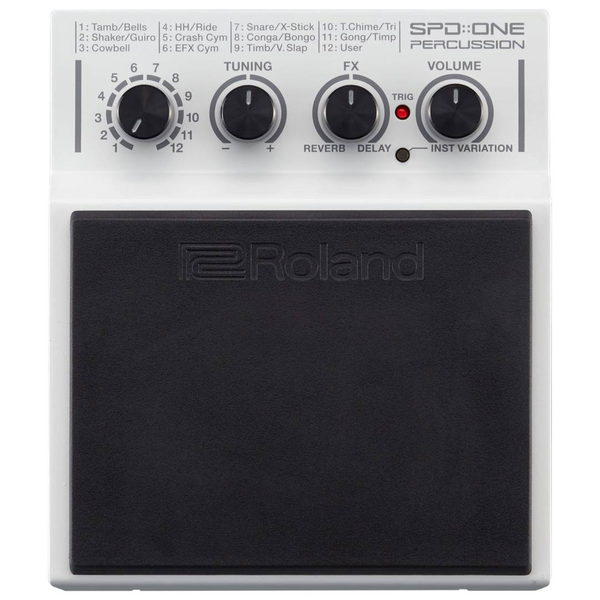Roland SPD-ONE Percussion Drum Pad