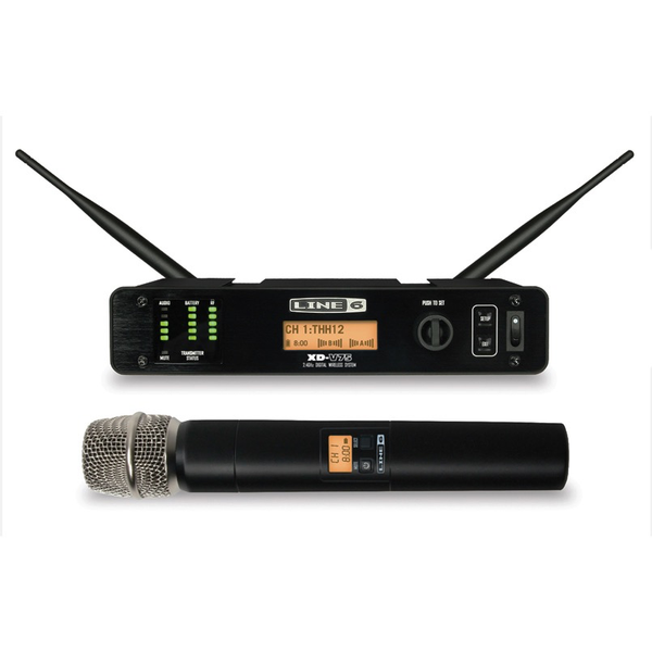 Line 6 XD-V75 Digital Wireless System with Handheld Transmitter - Bananas at Large