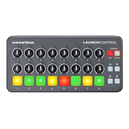 Novation Launch Control Midi Controller - Bananas at Large