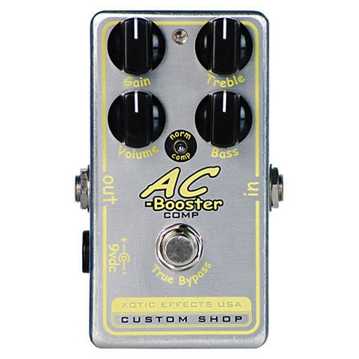 Xotic Custom Shop AC-Booster Comp - Bananas at Large