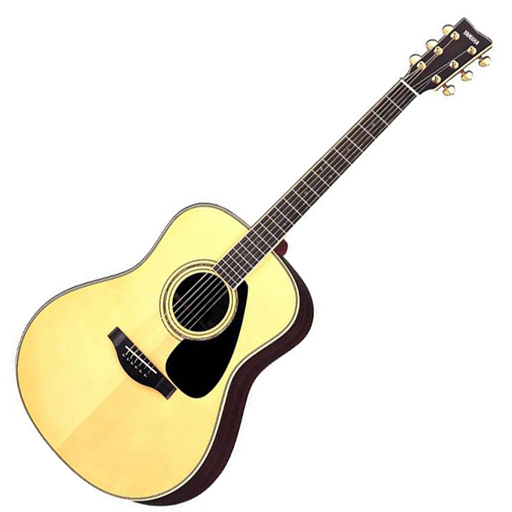 Yamaha LL16 L Series Handcrafted Acoustic Guitar - Bananas at Large