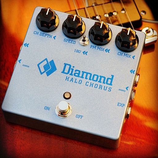 Diamond HCH1 Halo Chorus Pedal - Bananas at Large