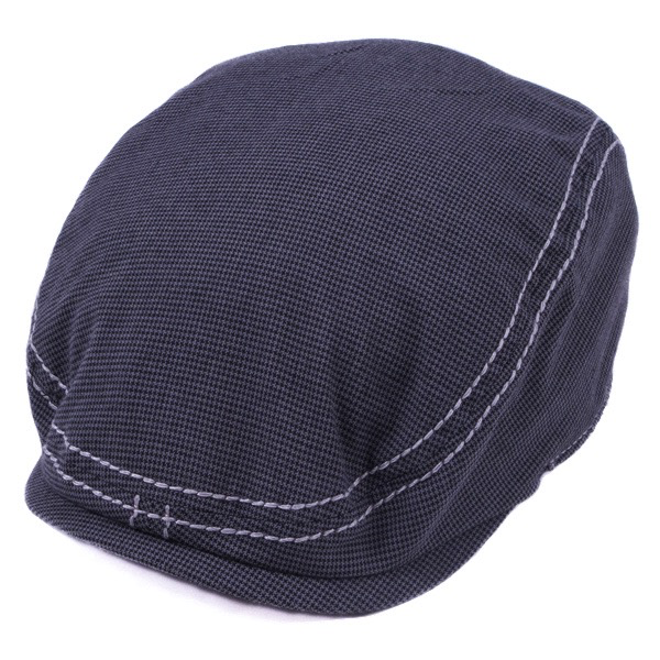 Fender Drivers Cap, Gray/Black Houndstooth, S/M - Bananas at Large - 1