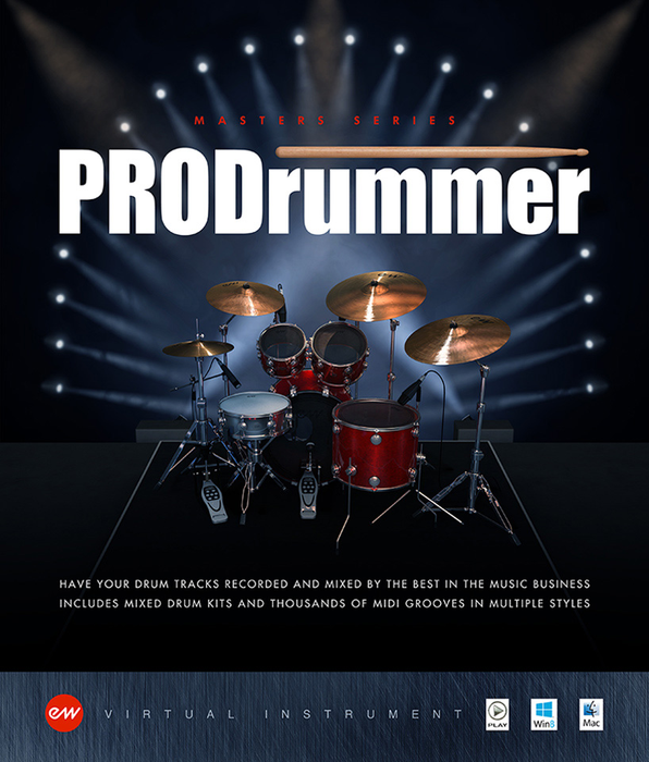 EastWest PRODrummer 2 [Download]