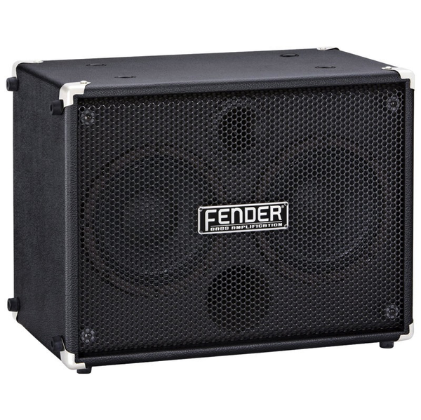 Fender Rumble 2X8, 500-Watt Lightweight Bass Cabinet - Bananas at Large