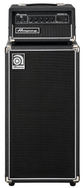 Ampeg 100 Watt SVT Classic Style Stack - Bananas at Large