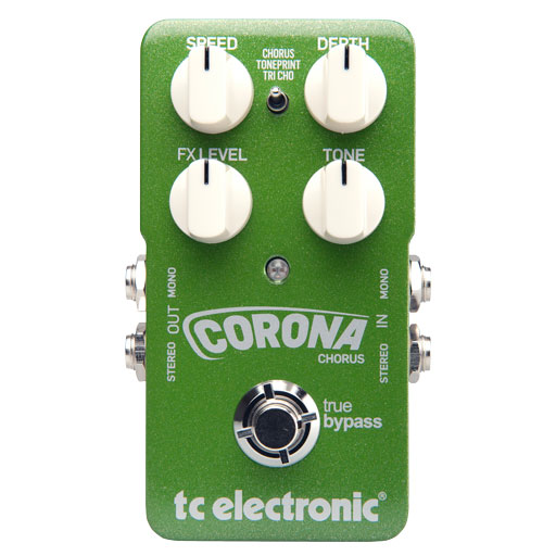 TC Electronic Corona Chorus Pedal - Bananas at Large