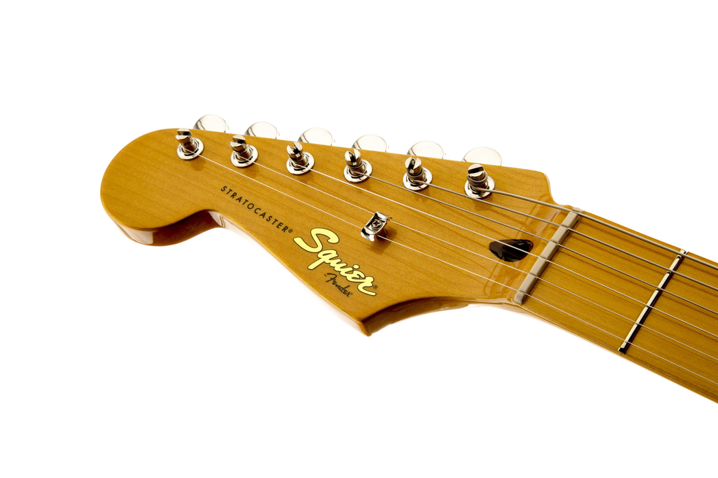 Squier Classic Vibe Stratocaster 50s Left-Handed - Two Color Sunburst - Bananas at Large - 4