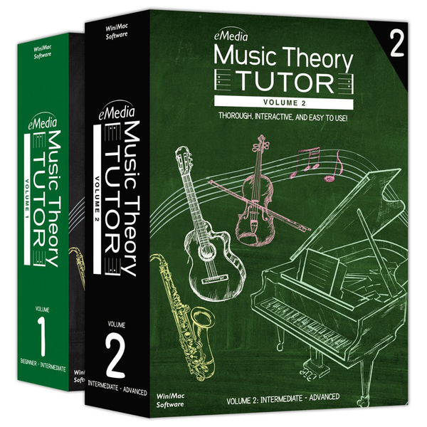 Adium Music Theory Tutor Complete - Macintosh [Download] - Bananas at Large - 1