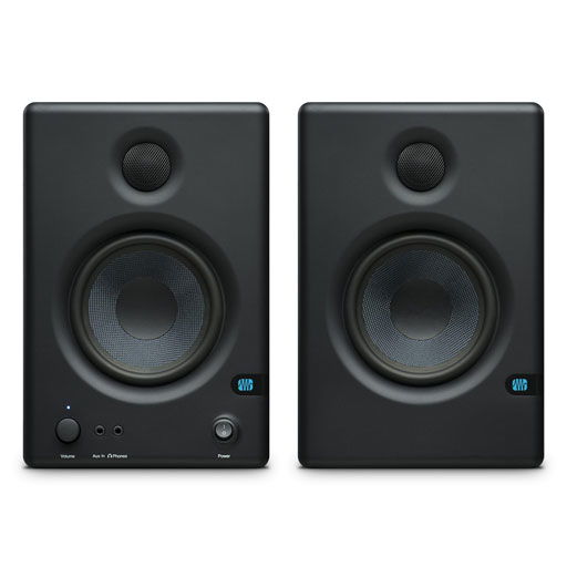 Presonus Eris E4.5 High-Definition 2-Way 5.25 Near Field Studio Monitor (Pair) - Bananas at Large