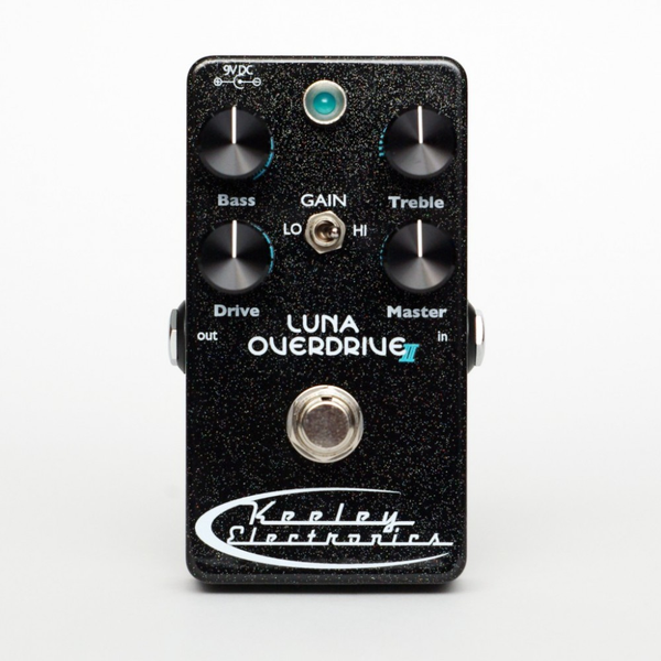 Luna II Updated American Overdrive Pedal with Baxendall Tone Stack - Bananas at Large
